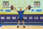 Давид Беджанян на чемпионате Европы 2017
