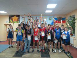 Первенство Ставропольского края по тяжелой атлетике среди юношей и девушек 2018