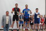 Чемпионат Ставропольского края по тяжелой атлетике 2019 года