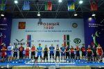 Чемпионат России по тяжелой атлетике. 17-23 августа 2020, г. Грозный