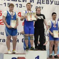 Первенство России по тяжелой атлетике среди юношей и девушек в г. Старый Оскол, 15-24 марта 2021 года