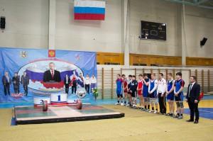 Первенство Ставропольского края среди юношей и девушек 1999 г.р. и моложе